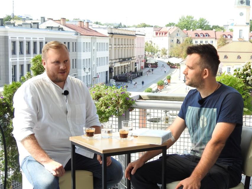Gościem Piotrka Sawczuka w programie Poranne Espresso jest...