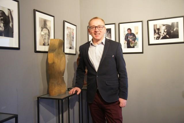 Krzysztof Gąsior od lat jest animatorem kultury w powiecie nowosolskim