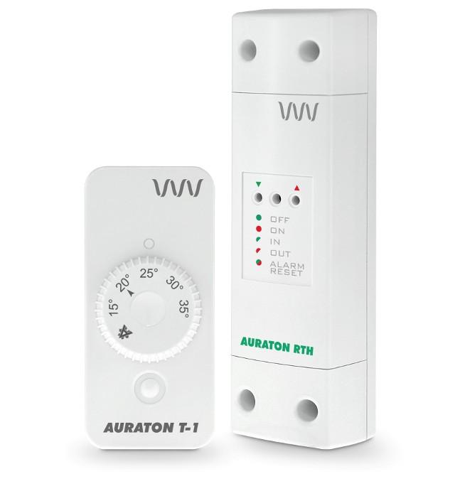Temperatura w domuProducent zapewnia, że obsługa regulatora, jak i jego synchronizacja z modułem wykonawczym, jest intuicyjnie prosta.