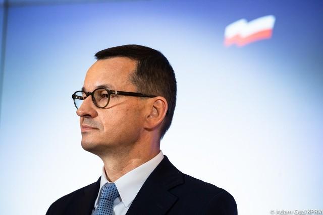 Konferencja premiera Mateusza Morawieckiego rozpocznie się po posiedzeniu Rządowego Zespołu Zarządzania Kryzysowego