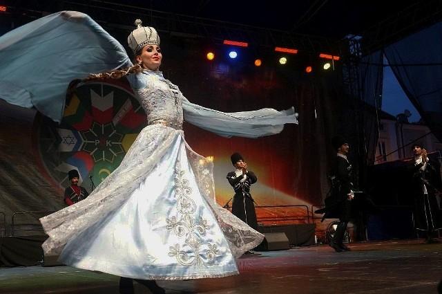 Podlaska Oktawa Kultur 2016. Šviesa i Adygeja