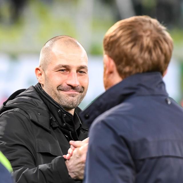 Wśród trenerów, którym po sezonie kończą się kontrakty jest rodowity białostoczanin - Radosław Sobolewski