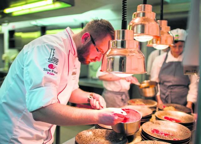 Każdy kraj ma swoją specyfikę kulinarną, dlatego zawsze przed wyjazdem z Jagiellonią Białystok Łukasz Rakowski sprawdza, jakie produkty są dostępne na miejscu
