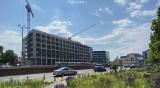 Trwa budowa nowego biurowca PZU we Wrocławiu. Kiedy będzie gotowy?
