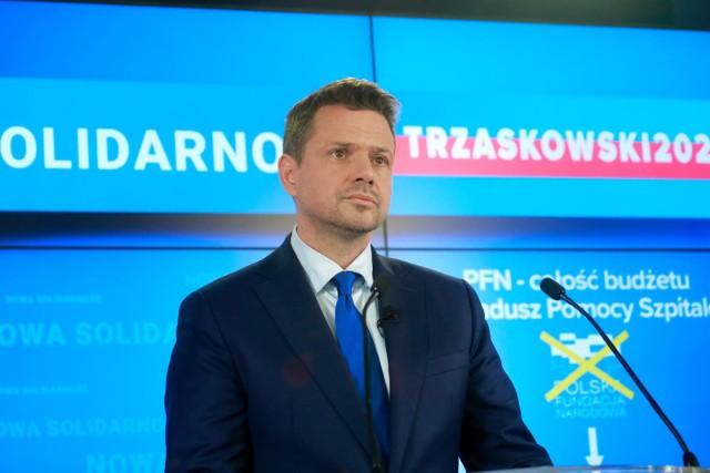 Rafał Trzaskowski odwiedzi nie tylko Poznań. Swoją wizytę w Wielkopolsce rozpocznie już w piątek. Tego dnia, jak się dowiedzieliśmy, pojawi się w Wolsztynie, Grodzisku Wielkopolskim i Nowym Tomyślu.