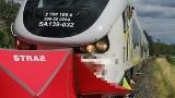 Pociąg potrącił dziecko. 8-letni chłopiec nie żyje