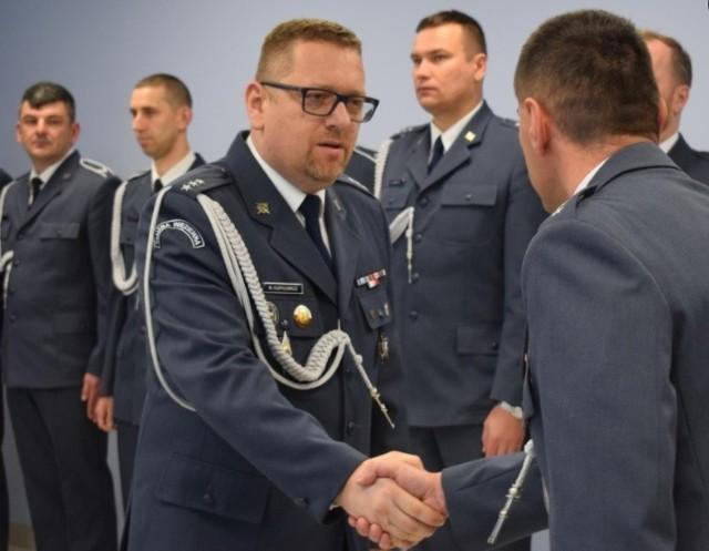 kpt. dr Mariusz Kuryłowicz - Dyrektor Zakładu Karnego w Białymstoku