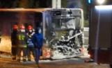 Pożar autobusu MPK w Częstochowie WIDEO Kierowca uratował 20 pasażerów i ewakuował ich z mercedesa citaro
