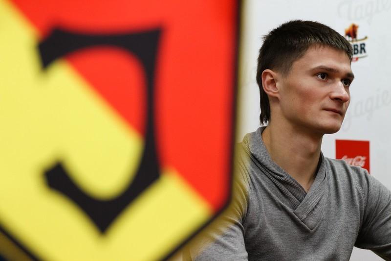 Jegor Zubowicz zapewnił Jagiellonii zwycięstwo w meczu z FK Rostów