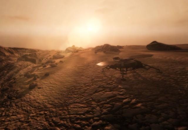 Take on MarsTake on Mars