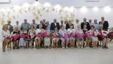 Złote Gody w gminie Piątnica. 15 małżeństw odznaczonych medalami [zdjęcia]