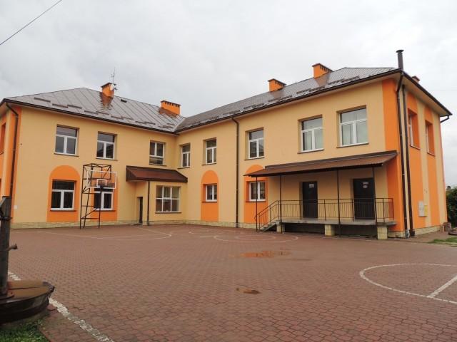 Szkoła Podstawowa nr 2 w Domaradzu.