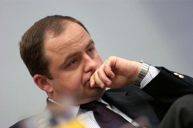 Konrad Szymański, były europoseł PiS, wróci na salony?