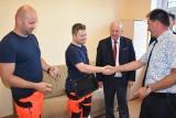 Powiat żniński. Rogowo przekazało ratownikom medycznym klucze do nowej siedziby [zdjęcia]