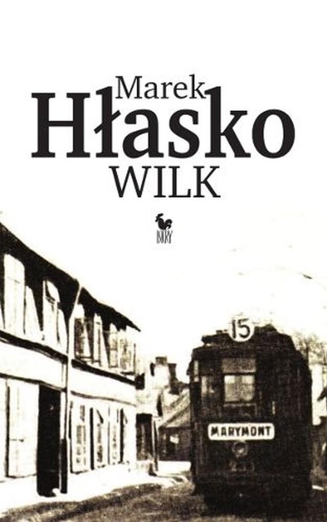 """Radosław Młynarczyk pisząc pracę o Marku Hłasce pośród brudnopisów """"Sonaty marymonckiej"""" odnalazł trzy arkusze zupełnie innej powieści. Okazał się nią nigdy nie wydany """"Wilk""""."""