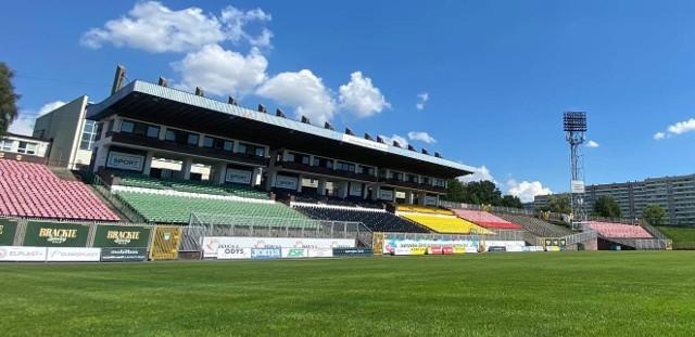 Stadion Miejski w Jastrzębiu zyska podgrzewaną murawę.