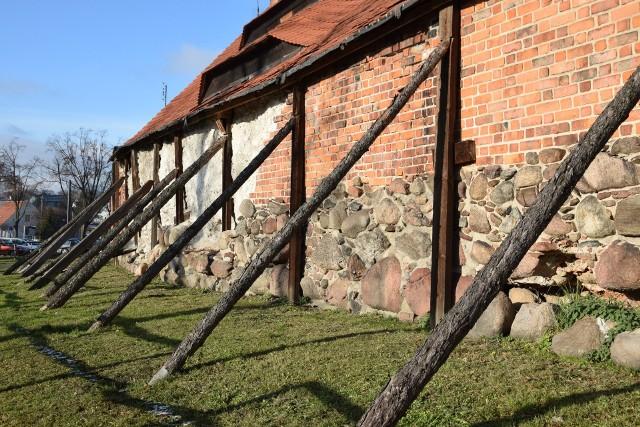 Mury obronne w Byczynie i byczyńska starówka