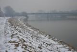Ostrów. Brzeg Dunajca został wzmocniony. Woda nie zagrozi mieszkańcom?