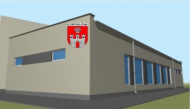 Przy szkole podstawowej w Ciepielowie powstanie basen. Przetarg, który wyłoni wykonawcę inwestycji ma ruszyć jeszcze w styczniu.
