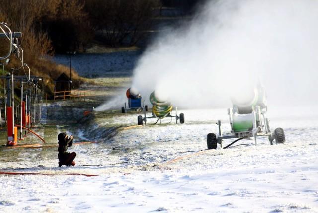 W najbliższą sobotę rusza Globus Ski. Narciarze i snowboardziści będą mieć do dyspozycji dwie trasy