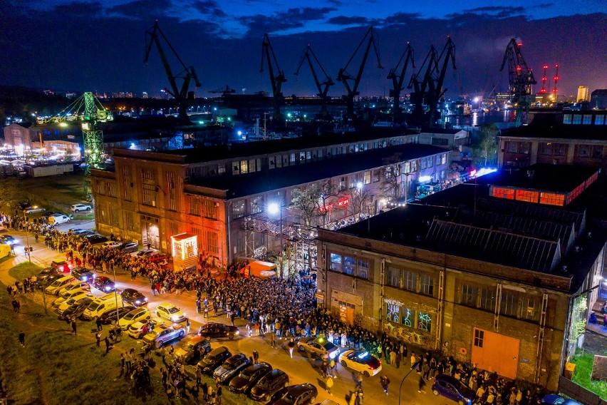 Otwarcie ul. Elektryków w Gdańsku, 15.05.2021 r.