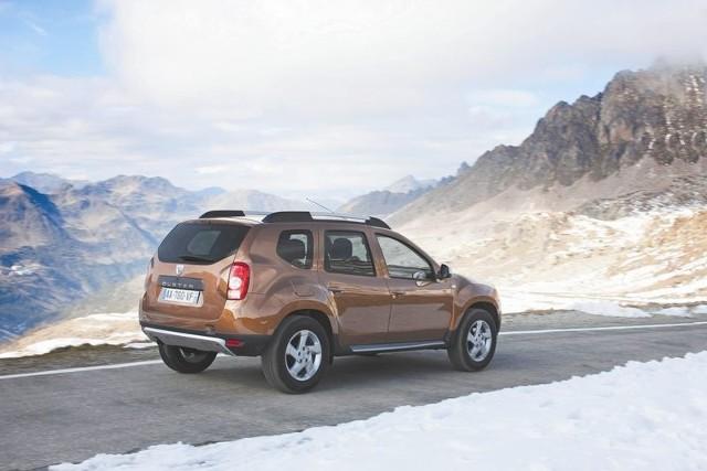 Dacia duster otrzymała również nagrodę Autobest 2011 za najlepszą ofertę samochodową na rynku w 2010 roku