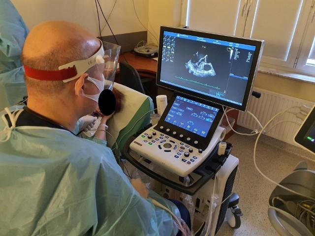 Dwa nowe urządzenia trafiły na kardiologię