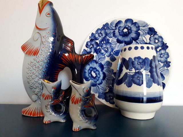 Porcelana, fajanse i inne przedmioty vintage są dziś w cenie. Wraca moda na PRL!