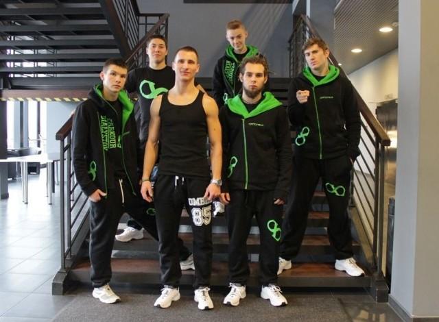 Parkour Białystok w półfinale Mam Talent