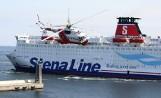 Pasażer promu Stena Spirit wypadł za burtę. Trwa akcja poszukiwawcza