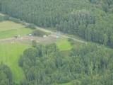 Usnarz Górny. Tak wygląda sytuacja na polsko-białoruskiej granicy z lotu ptaka (zdjęcia)