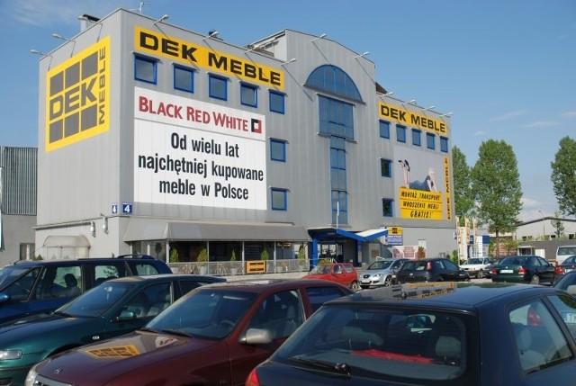 DEK Meble z Kielc został Liderem Regionu 2011 w kategorii Przedsiębiorczość. Fot. DEK Meble