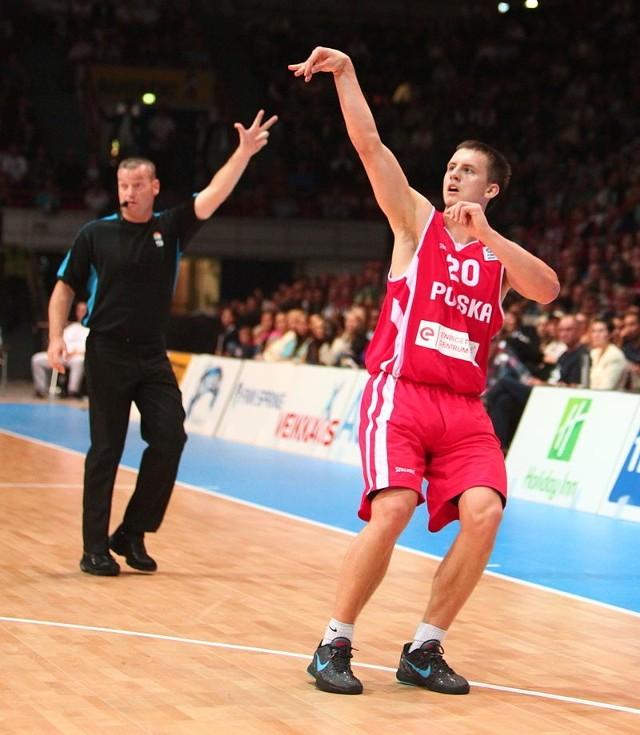 Mateusz Ponitka rozegrał bardzo dobry mecz