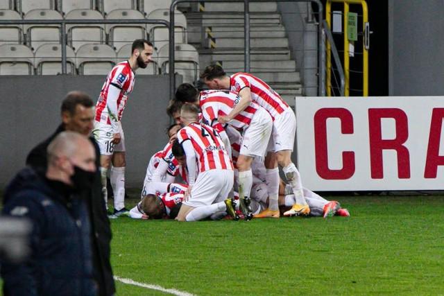 Cracovia wygrała pierwszy mecz w tym roku