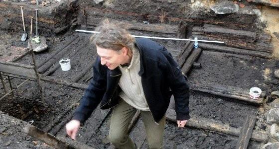 Wojciech Siwiak jak detektyw odkrywa średniowieczne tajemnice bydgoskich mieszczan