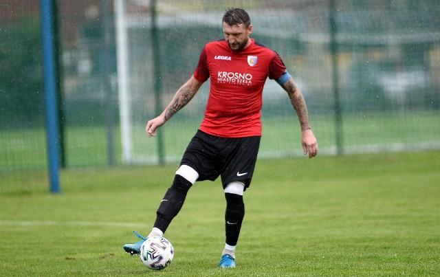 Łukasz Zych jest obecnie piłkarzem i dyrektorem sportowym Karpat Krosno