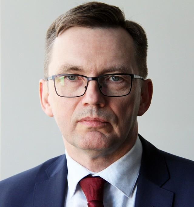 Wojciech Kędzia w Krajowym Ośrodku Wsparcia Rolnictwa nadzoruje Pion Gospodarowania Nieruchomościami