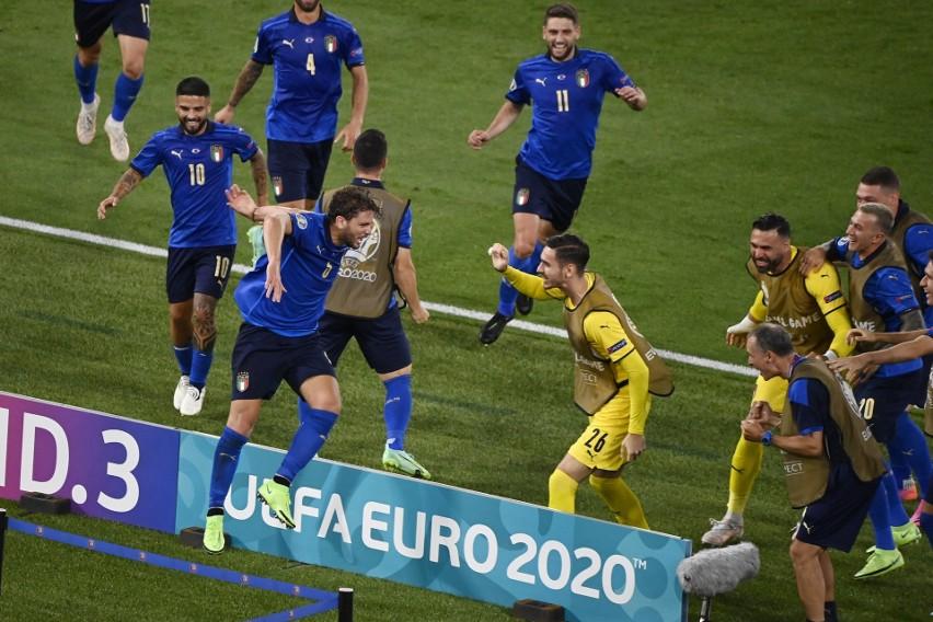 Locatelli powtórzył wyczyn Balotelliego. Włosi wygrali 10. mecz z rzędu