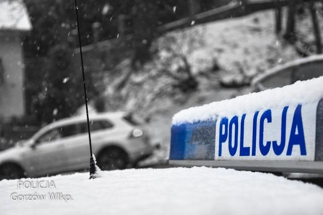 Policja sprawę kierowcy mercedesa skierowała do sądu