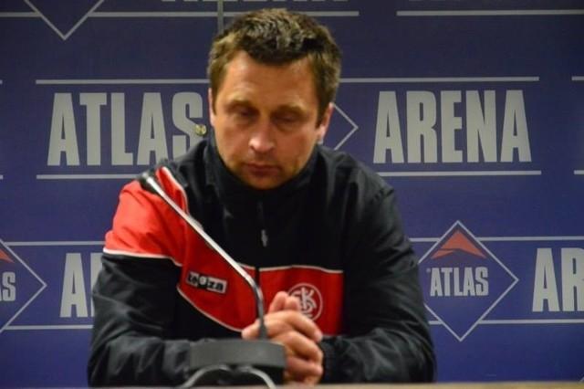Wojciech Robaszek po meczu z Pilicą Przedbórz będzie miał nad czym myśleć