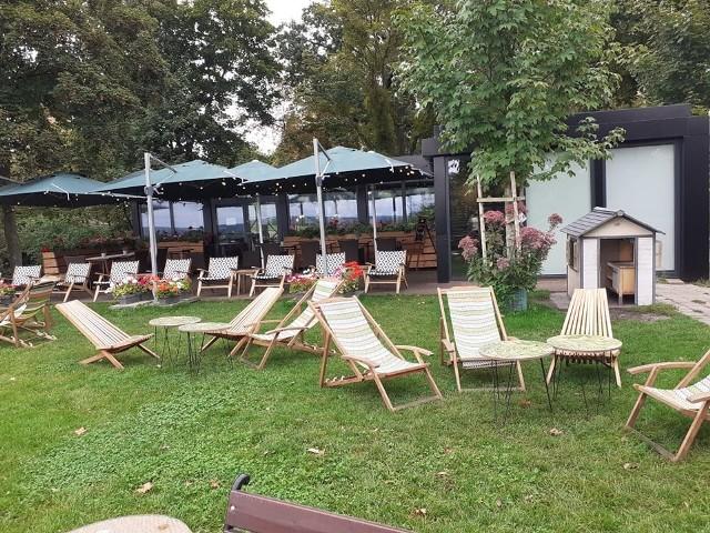 Obecna najemczyni kawiarenki na Górze Zamkowej w Grudziądzu ma ją wydzierżawioną do sierpnia 2022 roku. I już podejmuje starania o  najem jej na kolejne lata