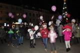 Spotkanie na Dużym Rynku w Brodnicy w rocznicę 10. urodzin Lilianki
