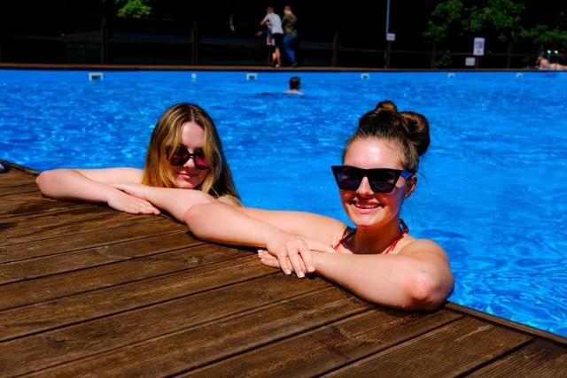 W Toruniu mamy trzy letnie baseny.