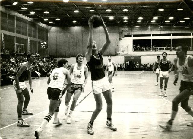 Czesław Bortnowski zawodnik który nigdy nie odpuszczał