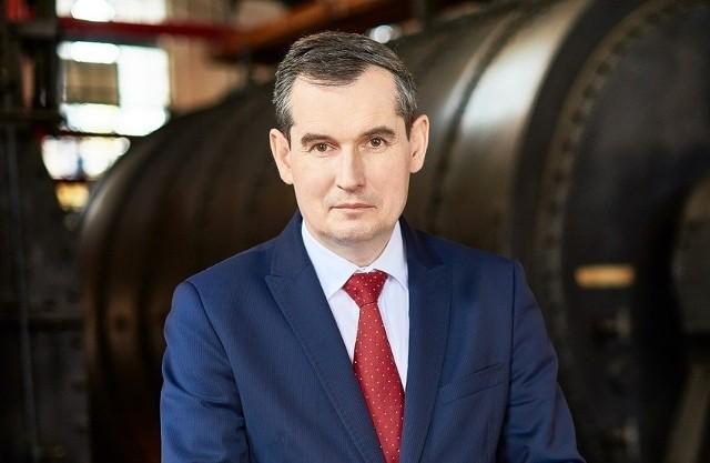 Jarosław Wróbel obecnie jest wicepresem zarządu Grupy Lotos