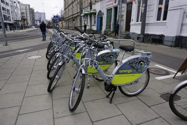 W nowym sezonie dojdzie 7 lokalizacji dla rowerów bezstacyjnych