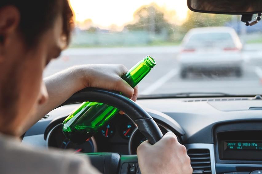 Kim jest statystyczny pijany kierowca? Ile ma lat, skąd jest...
