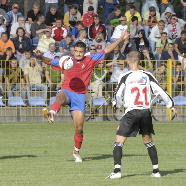 Ernest Matusewicz może wrócić do Gryfa 95.