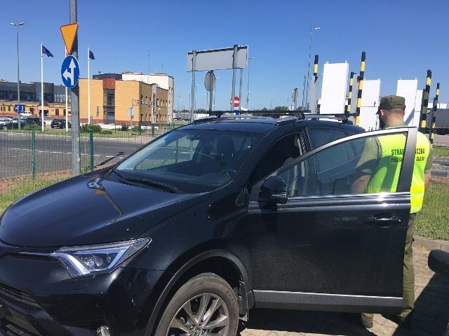 Od początku roku 2018 funkcjonariusze Podlaskiego Oddziału Straży Granicznej odzyskali 59 pojazdów o łączonej szacunkowej wartości ponad 5,1 mln zł.