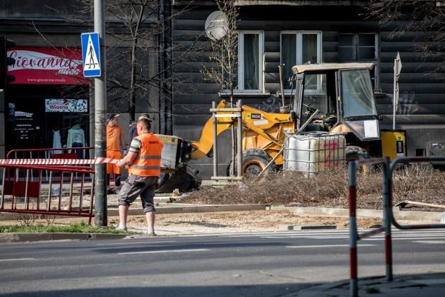 Przebudowy chodników podzielone są na trzy grupy, w zależności od zaawansowania przygotowania prac. Zobacz następne zdjęcia.